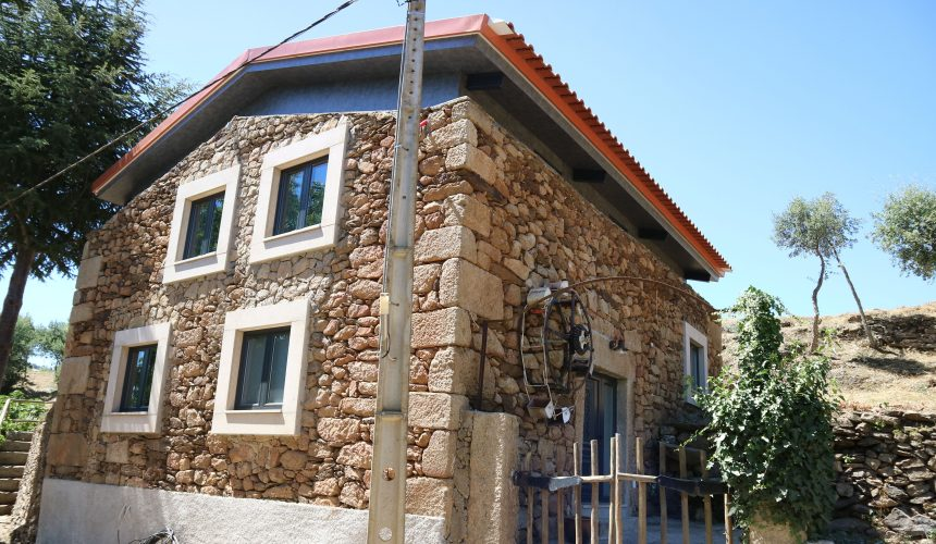 casa do lagar vista exterior